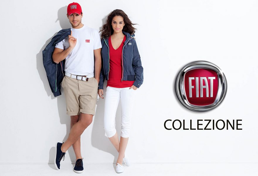 FIAT COLLEZIONE - BEHIND THE SCENE MOVIE