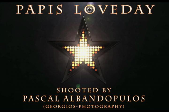 PAPIS LOVEDAY - BEHIND THE SCENES MOVIE