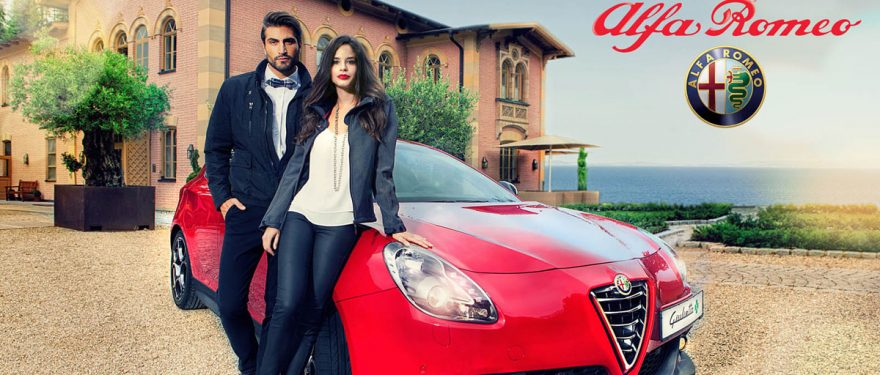 ALFA ROMEO THE LIFESTYLE COLLECTION
