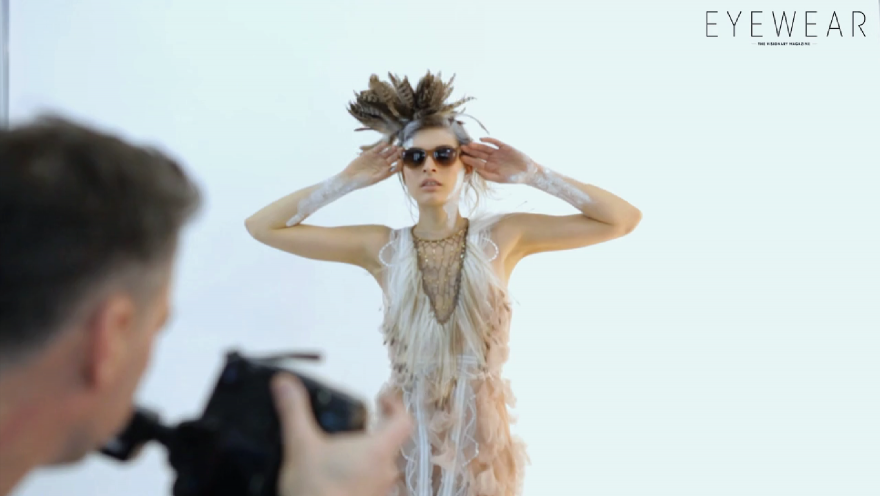 Eyewear Mag-Behind the Scenes Movie