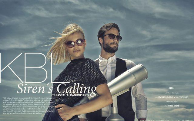 SIREN´S CALLING / SPECTR MAGAZINE