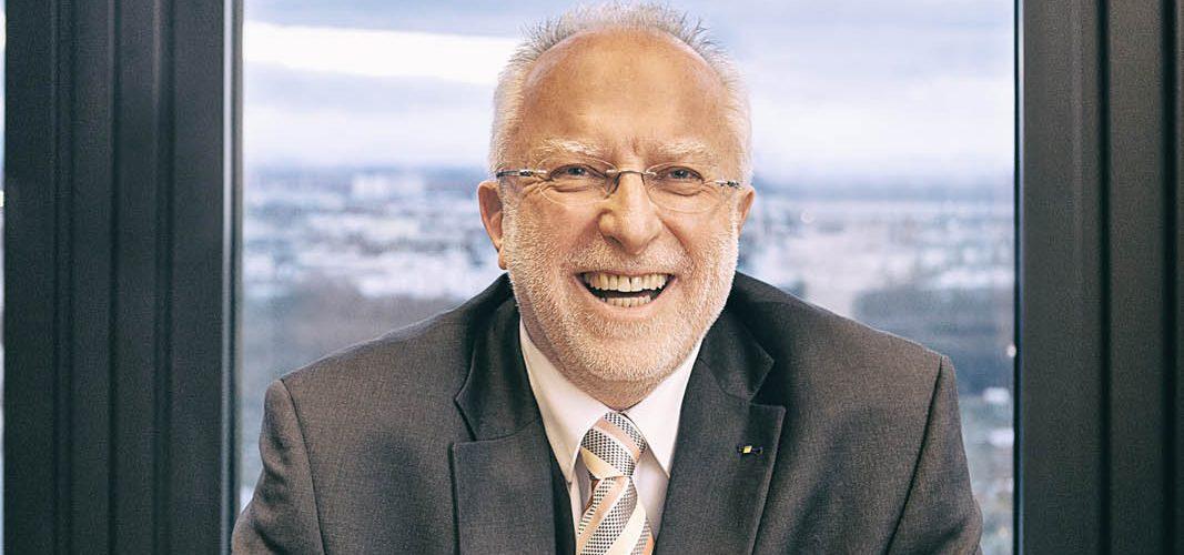 DR. AUGUST MARKL - ADAC PRÄSIDENT
