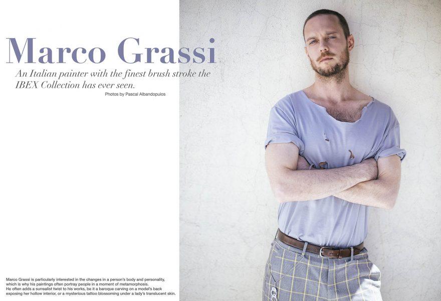 MARCO GRASSI - PAINTER